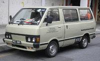 1990 Nissan Van Overview