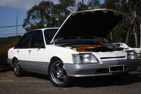 1985 Holden Calais Overview