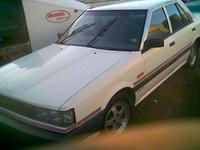 1988 Nissan Pintara Overview