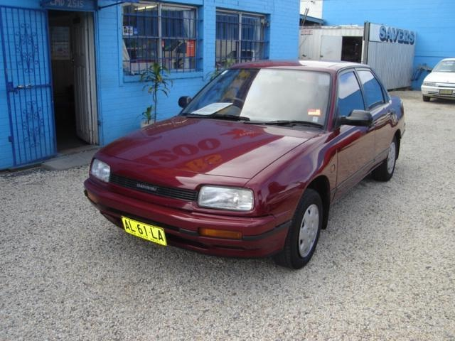 Picture of 1991 Daihatsu Applause