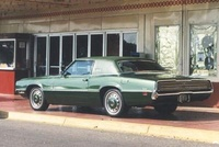1971 Ford Thunderbird picture, exterior