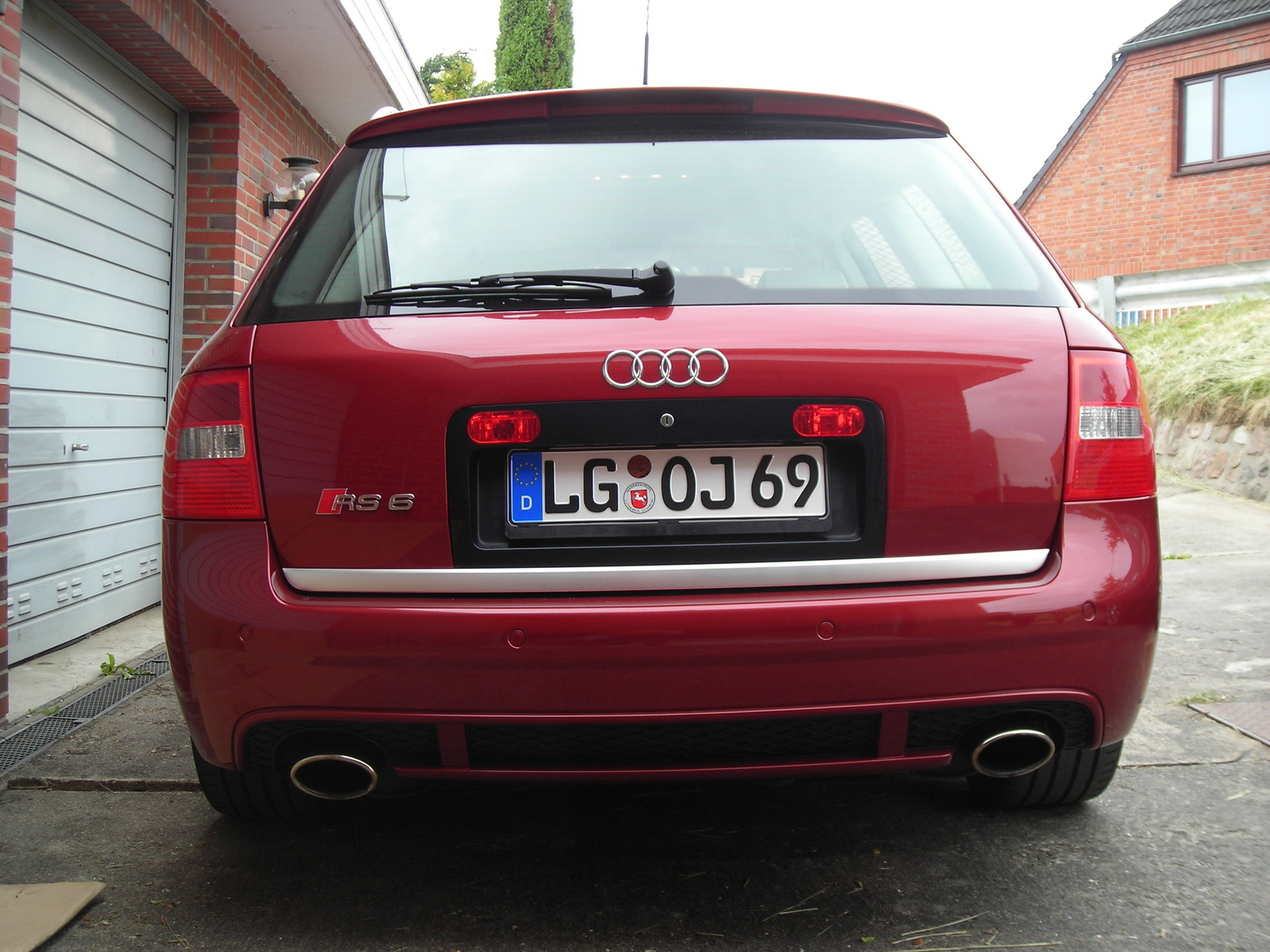 2003 Audi RS 6 Overview CarGurus