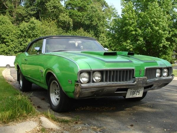 Picture of 1969 Oldsmobile Cutlass, exterior
