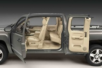 2009 Chevrolet Silverado 1500, Open Door View, interior, manufacturer