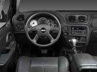 2009 Chevrolet TrailBlazer, Interior View, interior, manufacturer, gallery_worthy