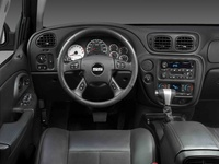 2009 Chevrolet TrailBlazer, Interior View, interior, manufacturer