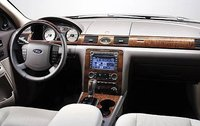 2009 Ford Taurus Limited, Interior Dash View, interior, manufacturer