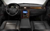 2009 Ford Taurus Limited, Interior View, interior, manufacturer