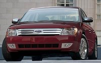 2009 Ford Taurus Limited, Front View, exterior, manufacturer