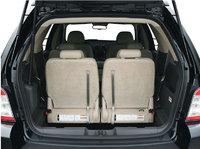 2009 Ford Taurus X, Cargo View, interior, manufacturer