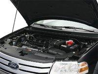 2009 Ford Taurus X, Engine View, interior, manufacturer