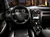2009 Ford Taurus X, Interior Dash View, interior, manufacturer