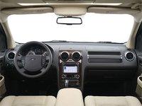 2009 Ford Taurus X, Interior Front View, interior, manufacturer
