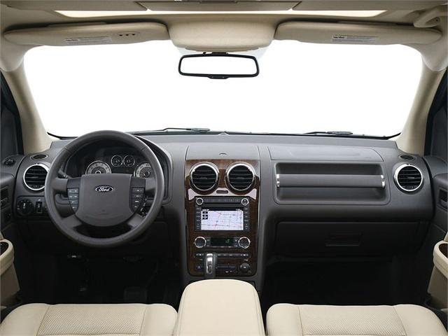 2009 Ford Taurus X Interior Pictures Cargurus