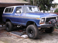 1979 Ford Bronco picture, exterior