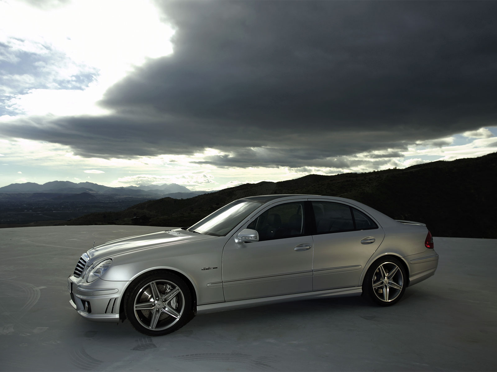 2007 Mercedes-Benz E63 AMG Base picture