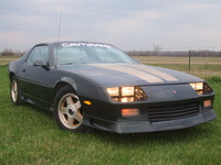 1992 Chevrolet Camaro RS, 1992 Chevrolet Camaro 2 Dr RS Hatchback picture, exterior