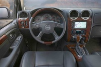 2009 GMC Envoy Denali, Interior Front Dash View, manufacturer, interior