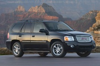 2009 GMC Envoy Denali, Front Right Quarter View, manufacturer, exterior