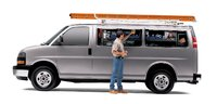 2009 GMC Savana Cargo, Left Side View, exterior, manufacturer