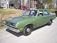 Picture of 1970 Plymouth Valiant, exterior, gallery_worthy