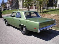 1970 Plymouth Valiant Overview