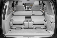 2009 GMC Yukon, Interior Cargo View, manufacturer, interior