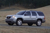 2009 GMC Yukon, Front Left Quarter View, manufacturer, exterior