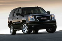 2009 GMC Yukon, Front Right Quarter View, exterior, manufacturer