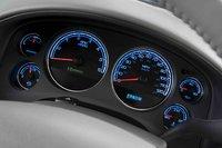2009 GMC Yukon Hybrid, Interior Dash Zoom View, interior, manufacturer