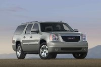 2009 GMC Yukon XL, Front Right Quarter View, exterior, manufacturer