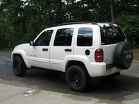 2002 Jeep Liberty Limited 4WD picture, exterior