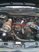 Picture of 1989 Merkur XR4Ti, engine