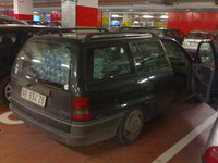 1991 Opel Astra Overview