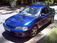Picture of 2002 Mitsubishi Mirage, exterior