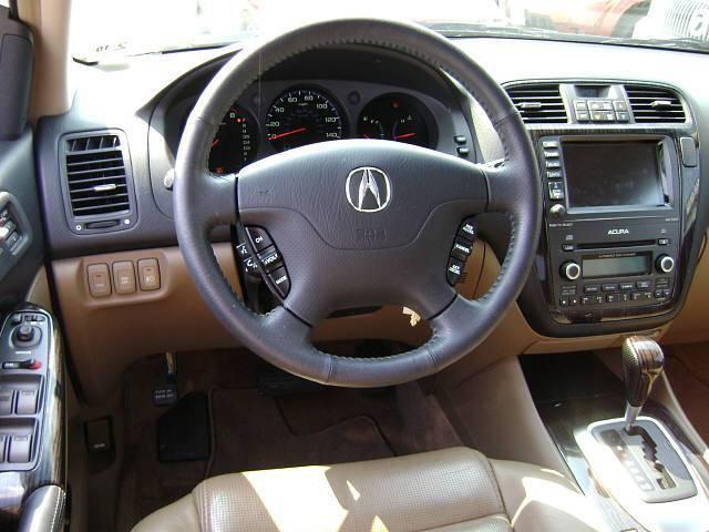 2006 Acura MDX Premium picture, interior