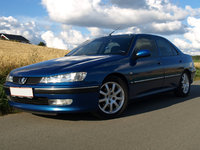 Picture of 2002 Peugeot 406, exterior, gallery_worthy