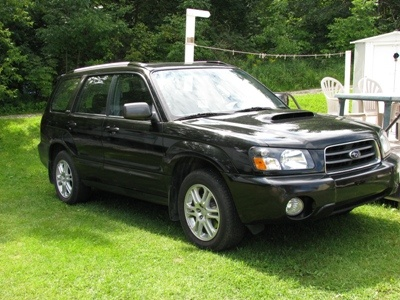 Picture of 2004 Subaru Forester XT