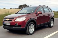 2007 Chevrolet Captiva Sport Picture Gallery