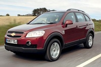 2007 Chevrolet Captiva Sport Overview