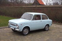 1969 FIAT 850 Overview