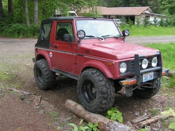 Picture of 1990 Suzuki Samurai JL 4WD, exterior, gallery_worthy