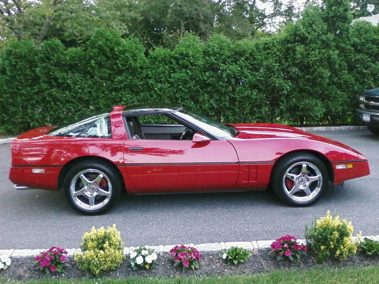 1988 Chevrolet Corvette Coupe picture, exterior
