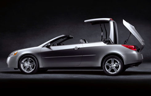 2007 Pontiac G6 GT Convertible picture, exterior