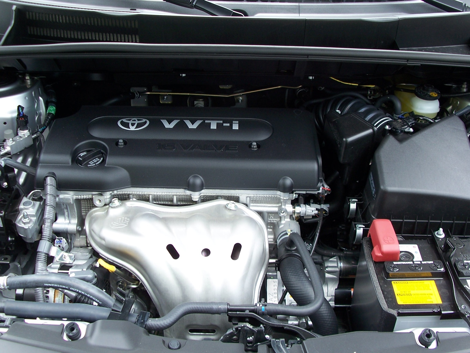 2009 Scion xB Base picture, engine