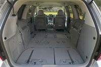 2009 Hyundai Entourage, Interior Cargo View, manufacturer, interior