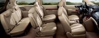 2009 Hyundai Entourage, Interior Side View, interior, manufacturer