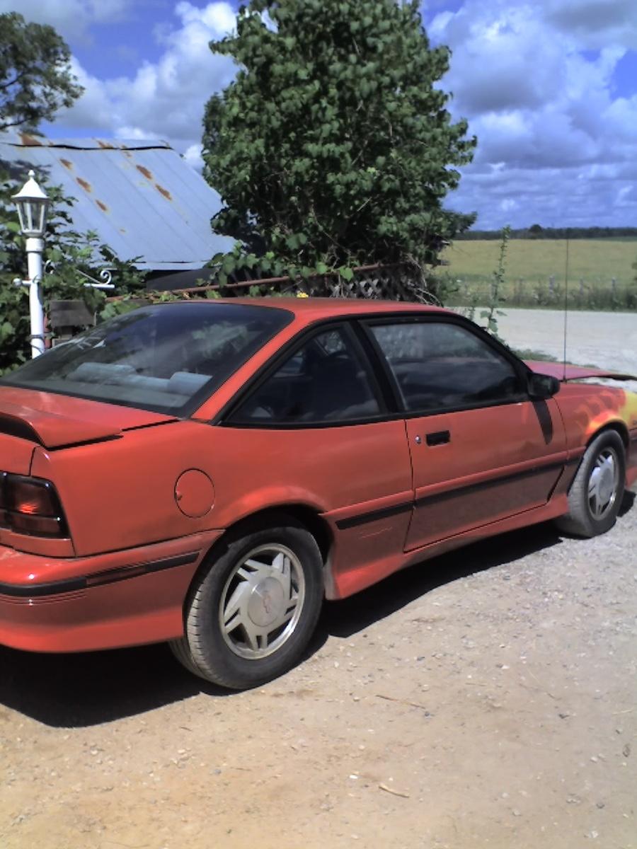 Chevrolet Cavalier Dr Z Coupe Pic