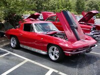 Picture of 1963 Chevrolet Corvette Coupe, exterior, gallery_worthy