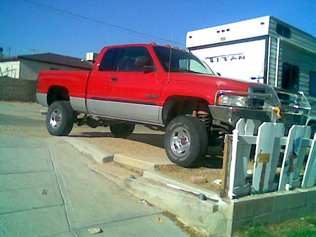 Picture of 2008 Dodge Ram Pickup 2500